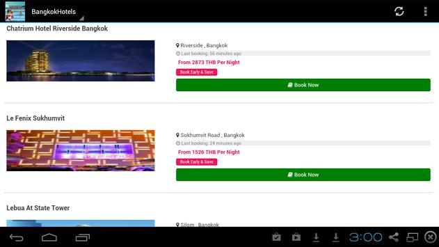 BangkokHotels apk screenshot