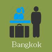 Bangkok Hotels and Flights icon