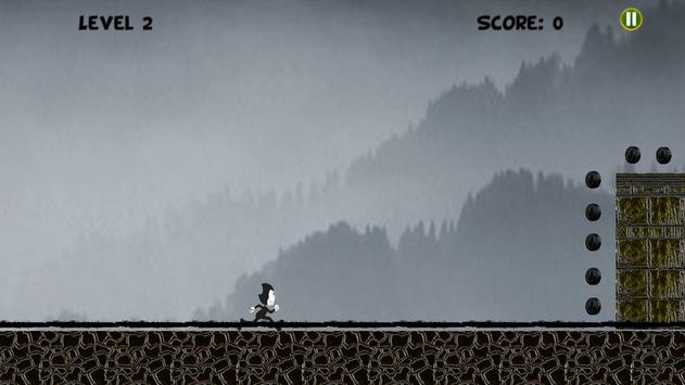 Bendy Ink Jungle Dash apk screenshot