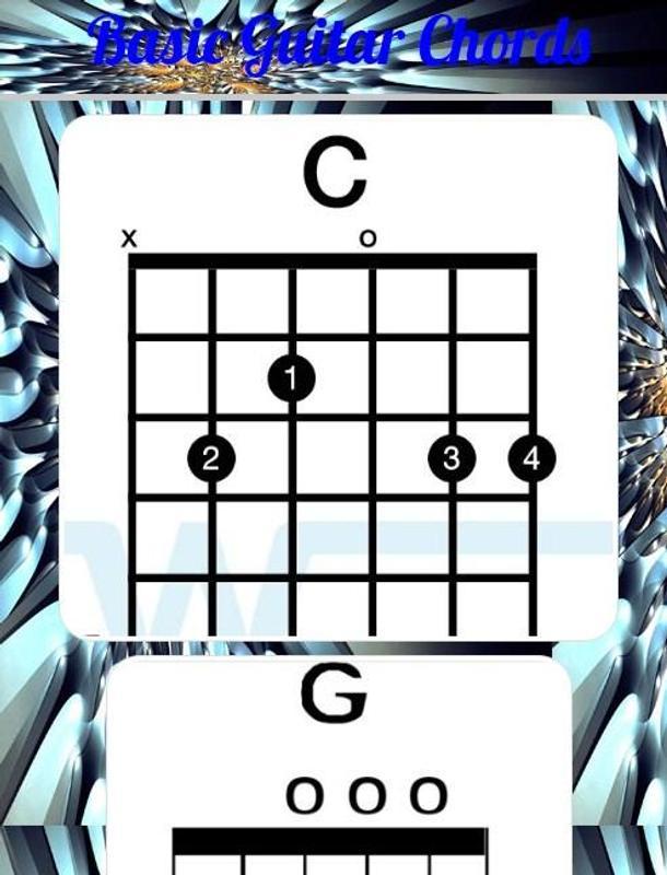 Basic Guitar Chords APK Download - Free Music & Audio APP for ...