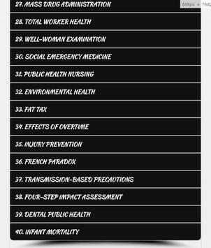 Basic Medical Education screenshot 2
