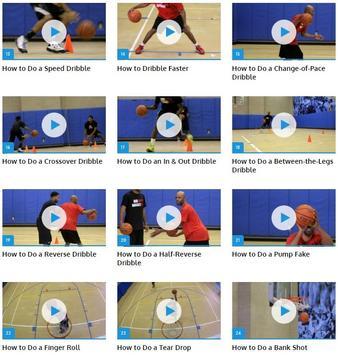 Basketball Moves apk screenshot
