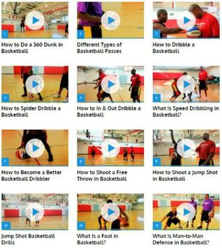 How to Play Basketball poster