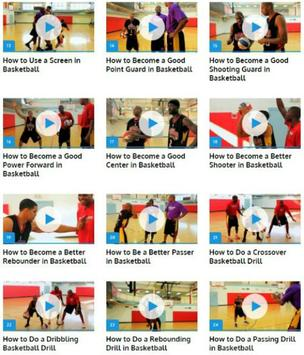 How to Play Basketball apk screenshot