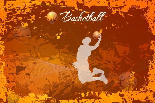 Basket Ball Wallpaper ART screenshot 3