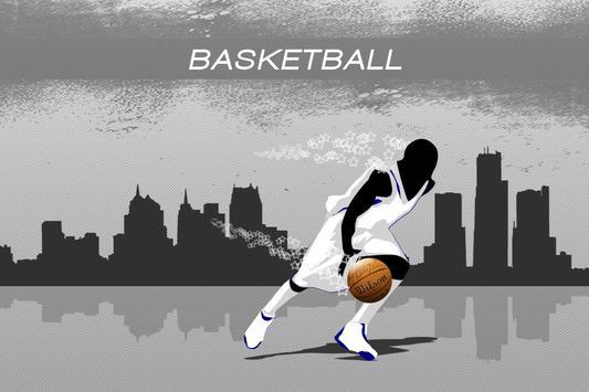 Basket Ball Wallpaper ART screenshot 2