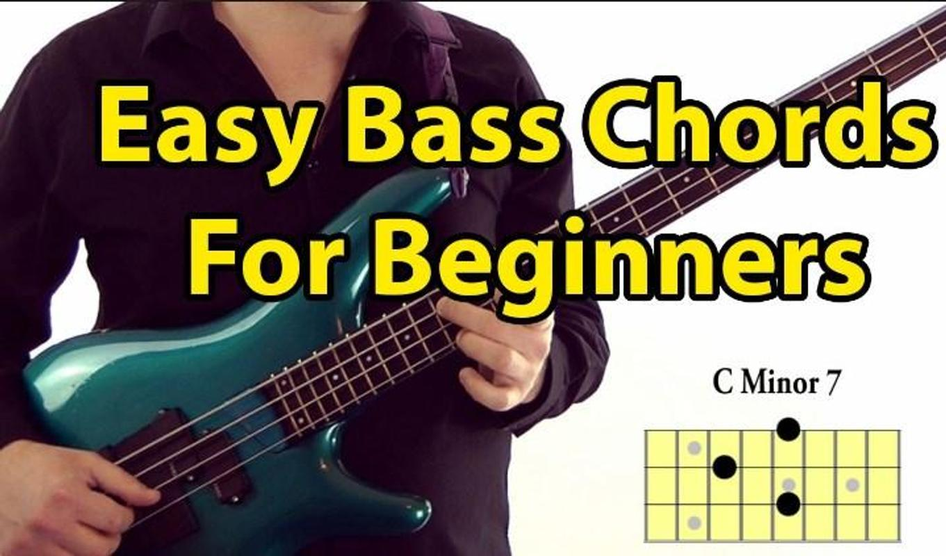 Bass Guitar Chords For Android Apk Download