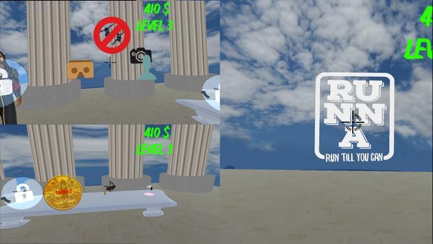 VRunner Cardboard screenshot 4