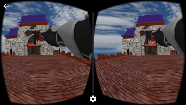 VRunner Cardboard screenshot 5