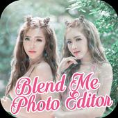 Blend Me Photo Editor icon