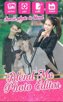 Blend Me Photo Editor screenshot 1