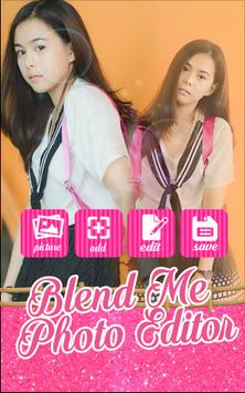 Blend Me Photo Editor screenshot 2