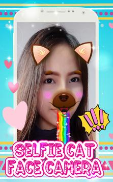 Selfie Cat Face Camera apk screenshot
