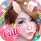 Funny Face Camera App icon