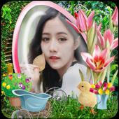 Garden Photo Editor icon