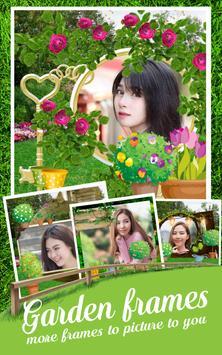 Garden Photo Editor apk screenshot