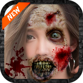 Scary Face Changer icon