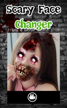 Scary Face Changer apk screenshot