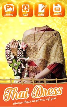 New Thai Dress Photo Montage poster
