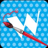Write On Photo App icon