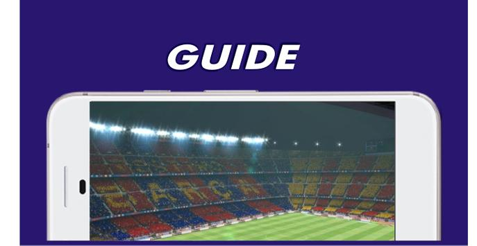 Guide PES 2017 poster