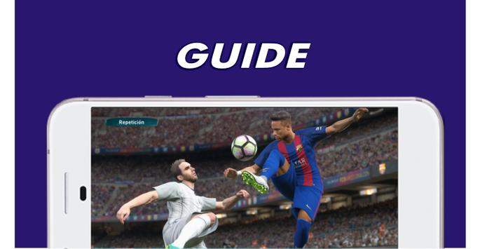 Guide PES 2017 screenshot 4