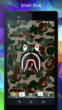 Bape Wallpaper HD screenshot 1