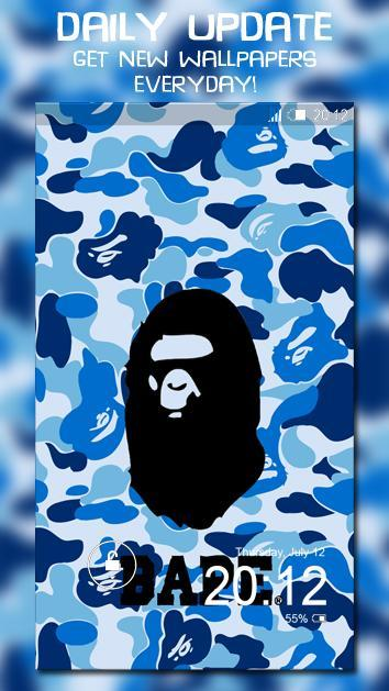 Bape Wallpapers 4k Full Hd Backgrounds For Android Apk Download