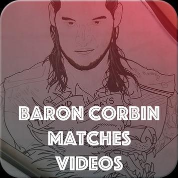 Baron Corbin Matches poster