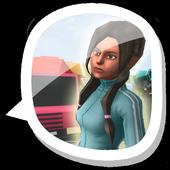 Sporty Girl icon