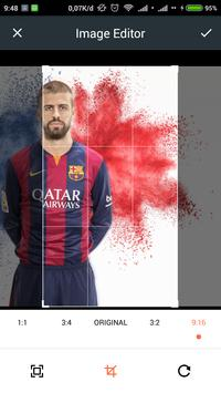 HD Gerard Pique Wallpaper screenshot 2