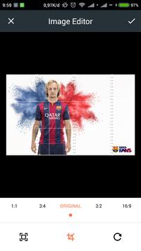 HD Ivan Rakitic Wallpaper screenshot 1