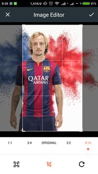 HD Ivan Rakitic Wallpaper screenshot 2