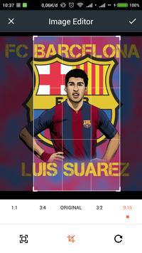 HD Luis Suarez Wallpaper apk screenshot