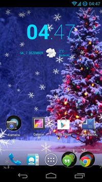 XMas LiveWallpaper apk screenshot