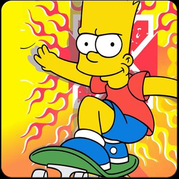 Bart Simpson Supreme HD Wallpapers poster