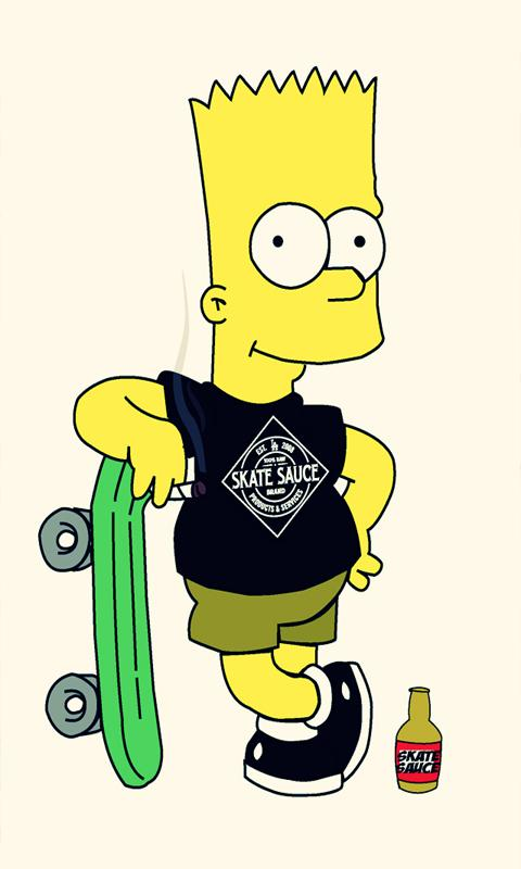 Bart Simpson Supreme HD Wallpapers for Android - APK Download