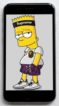 Bart Supreme Wallpaper screenshot 3