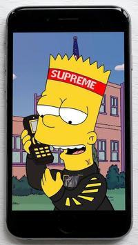 Bart Supreme Wallpaper screenshot 1