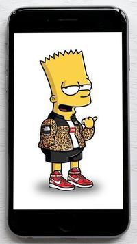 Bart Supreme Wallpaper screenshot 4
