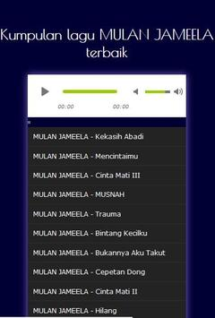 Lagu Mulan Jameela - Mp3 screenshot 11