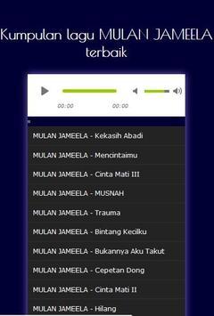 Lagu Mulan Jameela - Mp3 screenshot 7