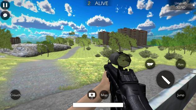 Battleground's Survivor: Battle Royale screenshot 3