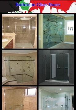 Bathroom Glass Doors poster