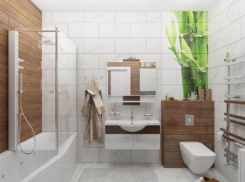 Small bathroom design screenshot 1