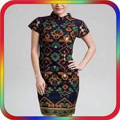 Batik Clothes Design icon