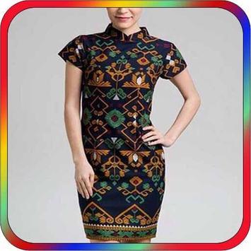 Batik Clothes Design poster