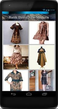 Batik Dress New Modern screenshot 2