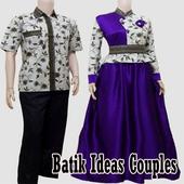 Batik Ideas Couples icon