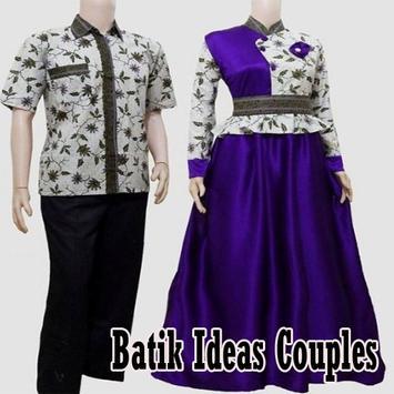 Batik Ideas Couples poster